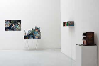Metropolis - Tracey Snelling, installation view
