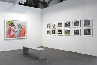 SAGE Paris at Art Brussels 2019, installation view