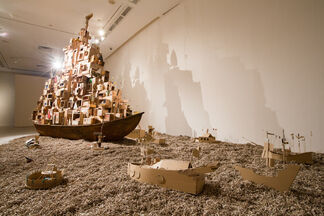 Odyssey: Navigating Nameless Seas, installation view