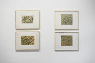 Ernst Wilhelm Nay, 1948—1951, installation view