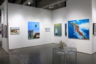 Hespe Gallery at Art Silicon Valley 2015, installation view