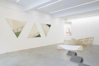 Rebecca Ward | aphasia, installation view