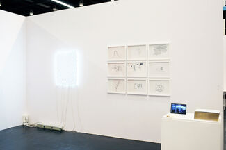SARIEV Contemporary at Art Cologne 2017, installation view