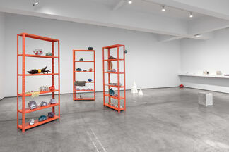 VERONICA RYAN: The Weather Inside - Revisited, installation view