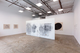 Taylor Barnes: Sacred Spaces, installation view