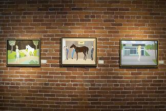 Elizabeth Fox: VePop Dreamland, installation view