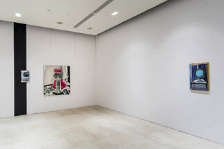 A Trip with Two Companions, installation view