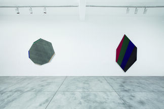 Kenneth Noland Selected Works 1958 - 1980, installation view