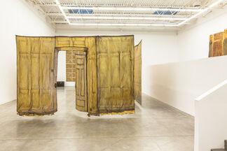 Heidi Bucher, installation view