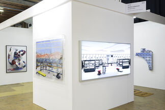 Roehrs & Boetsch at Art Rotterdam 2018, installation view