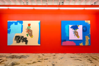 I Was Going To Call It Your Name But You Didn't Let Me, installation view
