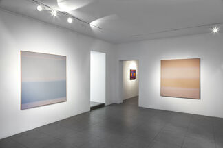 The Recollection of Colors by Ulrich Erben, installation view