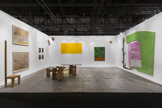VNH Gallery at Art Geneve 2019, installation view