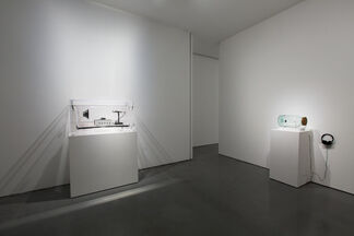 Adam Basanta: The sound of empty space, installation view