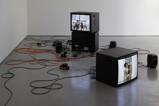 Eva and Franco Mattes: Anonymous, untitled, dimensions variable, installation view