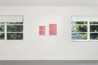 Under the Influence, installation view