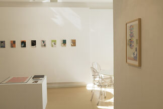 Love letters, installation view
