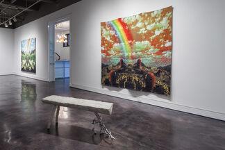 Virgil Marti: Forest Park, installation view