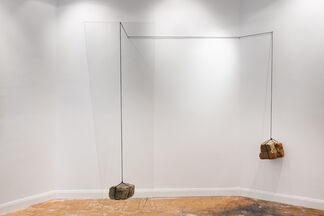 Equilibrios Efêmeros, installation view