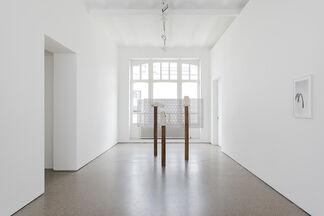 Carla Accardi and Katinka Bock / Dimenticare, mettersi in salvo, installation view