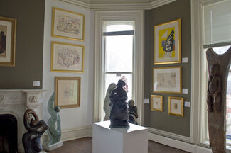 Masters of Modernism: The Paris Scene, installation view