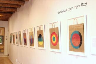 Terran Last Gun: Paper Bags, installation view