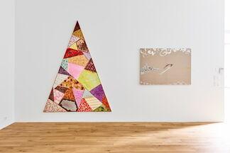 Abstract Horizons - Shara Hughes, Rebecca Morris, Caragh Thuring, installation view
