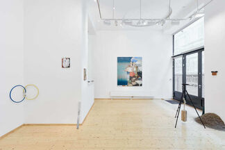 human project, installation view