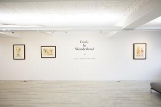 Emily in Wonderland, installation view