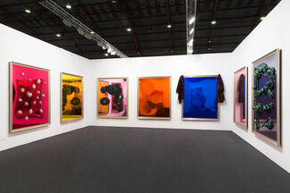 Neon Parc at Art Los Angeles Contemporary 2016, installation view