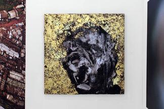 Lazarides at Art14 London, installation view