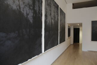 Pan Jian: The Realm of Shadows, installation view