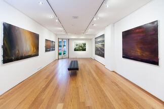 Geoff Dyer - New Paintings from South West Tasmania, installation view