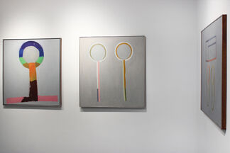 PRESENT 5: Roger Mandle presents John Havens Thornton, The Layers, installation view