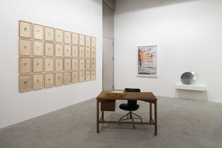 "Nobuyuki Osaki ""Multiple Lighting"", installation view"