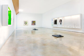 Michael Jones McKean: we float above to spit and sing, installation view