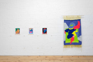 Sorry to bother you, installation view
