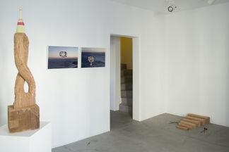 David Adamo & Margarita Myrogianni - Two Person Show, installation view
