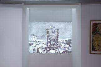 Creative Fury, installation view