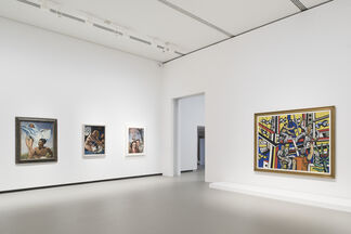 Keys to a Passion, installation view
