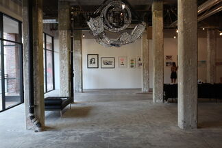 Tappan Group Show, installation view