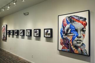 """Tristan Eaton """"Legacy"""", installation view"""