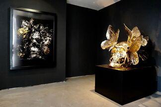 Philippe Pasqua   Memento Mori, installation view