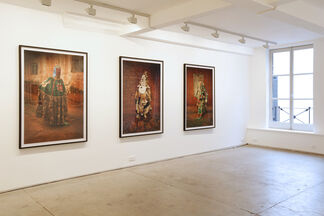 Leonce Raphael Agbodjelou, Egungun Project, installation view