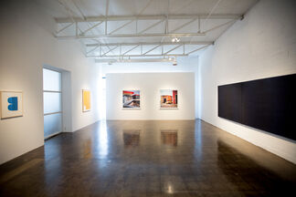 Blue Yellow Red, installation view