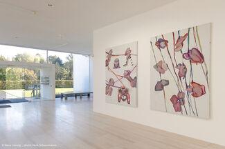 Maria Lassnig - der ort der bilder, installation view
