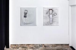 Andrea Crespo: Virocrypsis, installation view