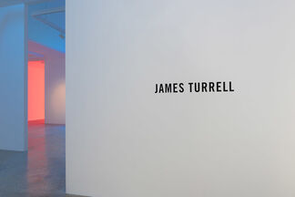 James Turrell, installation view