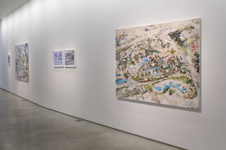 Paradise with a Limp, installation view