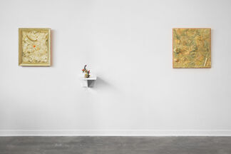 Cass Corridor, Connecting Times: Steve Foust, Greg Murphy, and Nancy Pletos, installation view